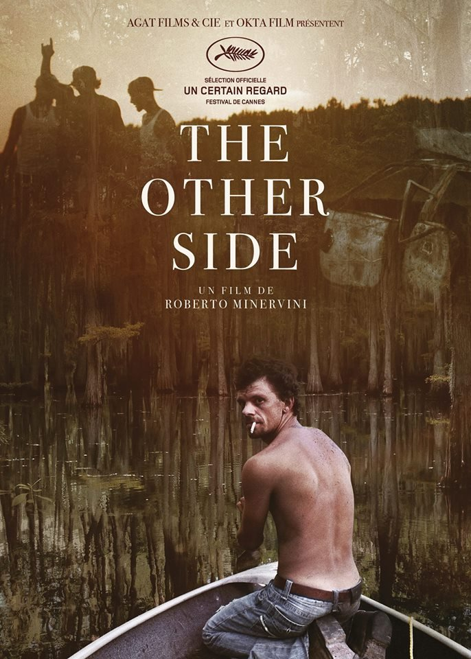 The first of two designs for Roberto Minervini's The Other Side