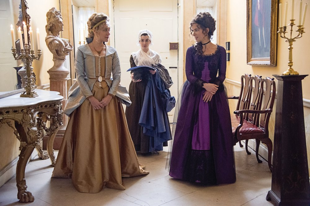 Love and Friendship (2016)