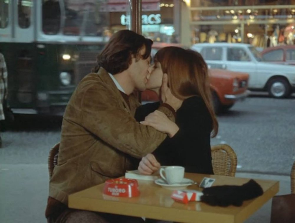 Love in the Afternoon (1972)
