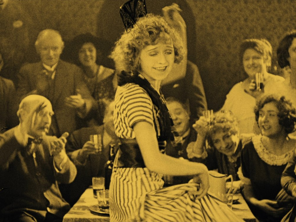 Betty Balfour in Love, Life and Laughter