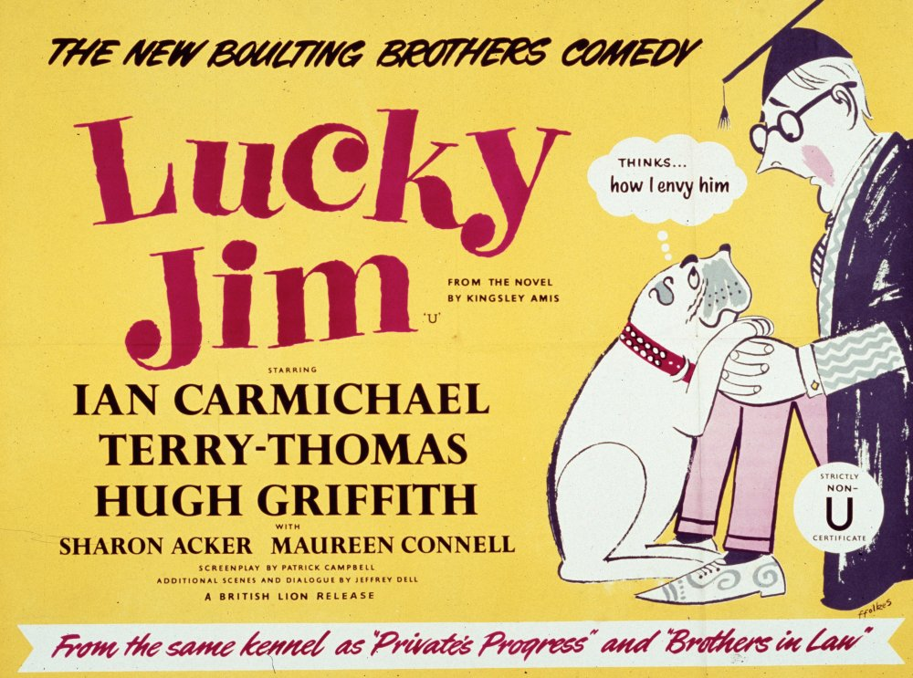 style and technique in lucky jim Thirty-plus years after reading lucky jim for the first time, i don't  gaddis's  propulsive style of writing blends the chilling admonitions of the great  went so  far as to borrow smith's technique, putting c in conversation with.