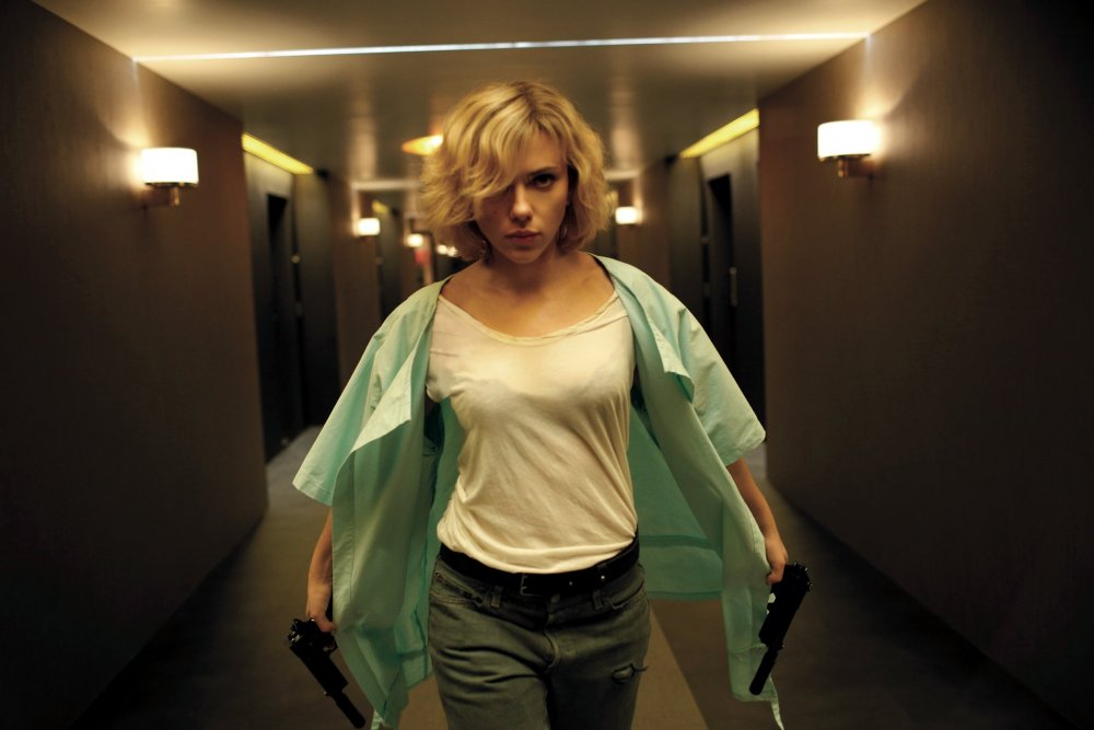 Forever changes: Scarlett Johansson in Luc Besson's Lucy (2014)