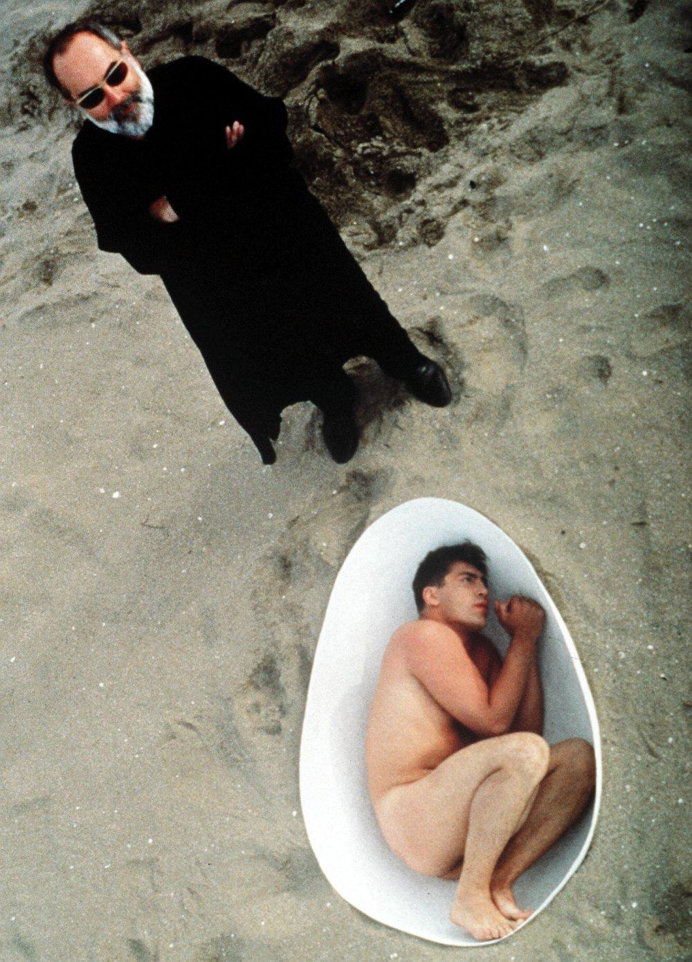Complicity: Bigas Luna on the set of Golden Balls (1993)