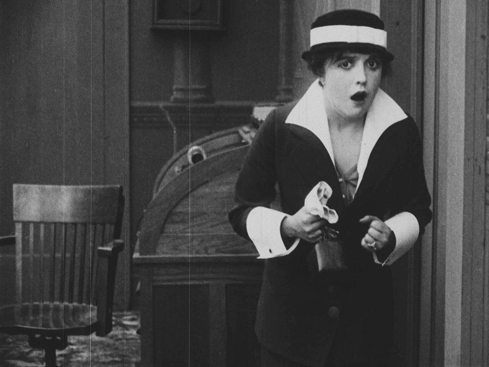 Mabel's Blunder (1914)