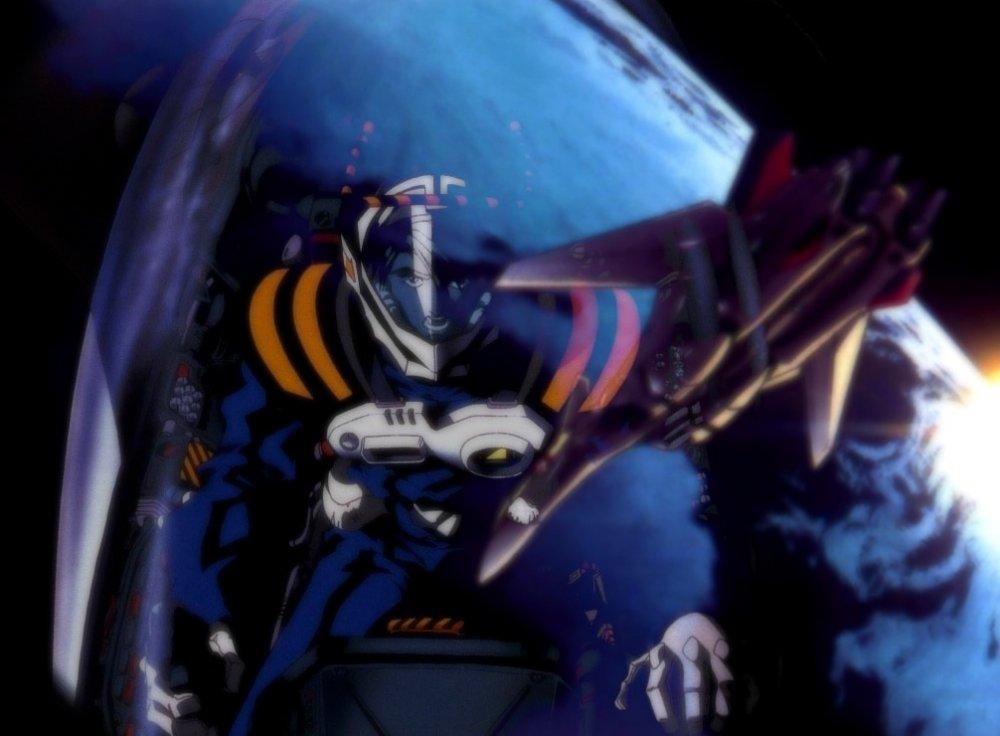 Macross Plus: The Movie (Gekijouban Makurosu Purasu, 1995)