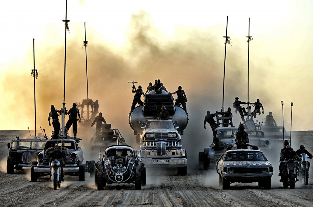 Mad Max: Fury Road movie dvdrip free download