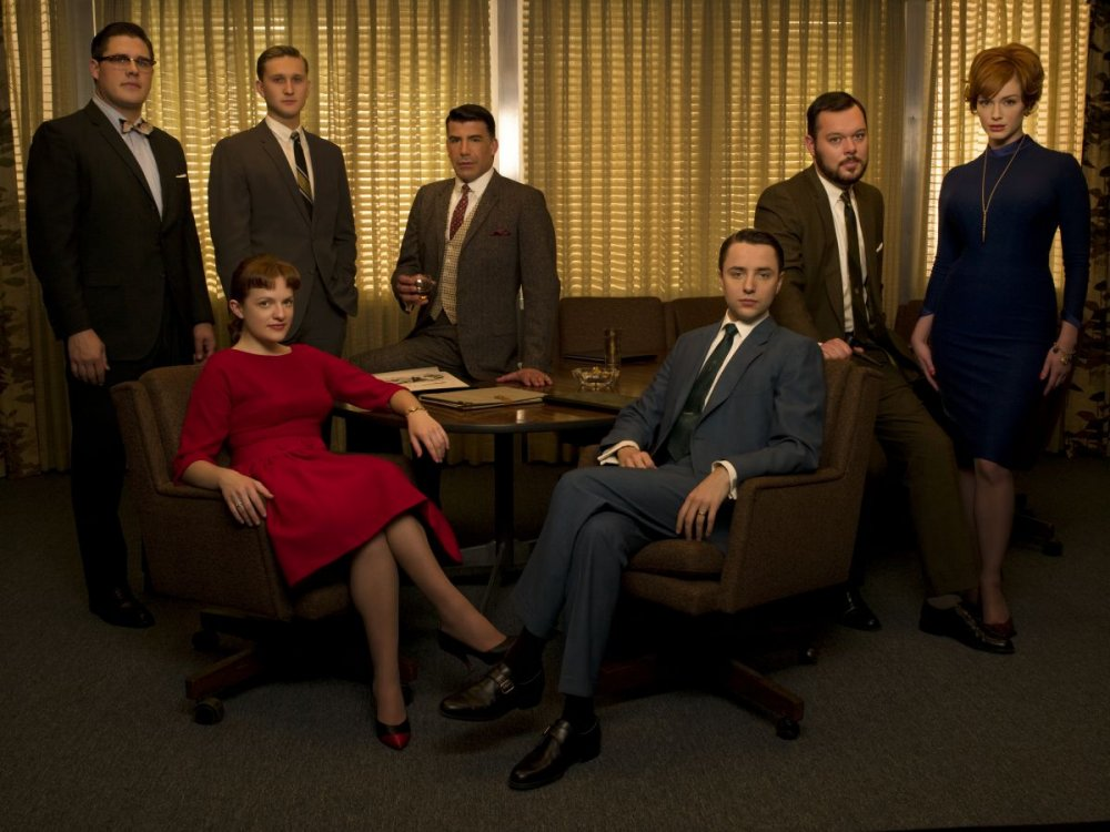 Mad Men (2007- )
