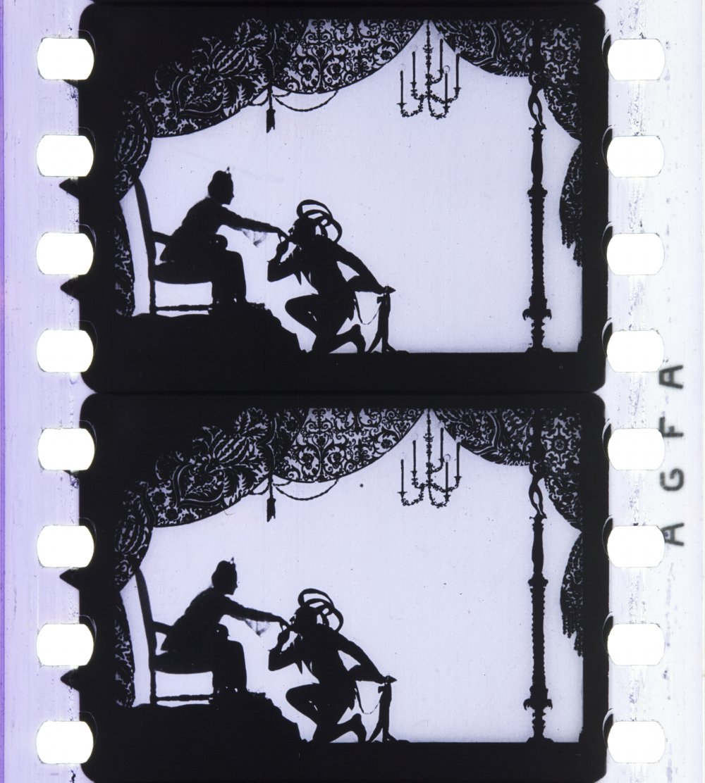 Der Märchenwald, ein Schattenspiel (1919)