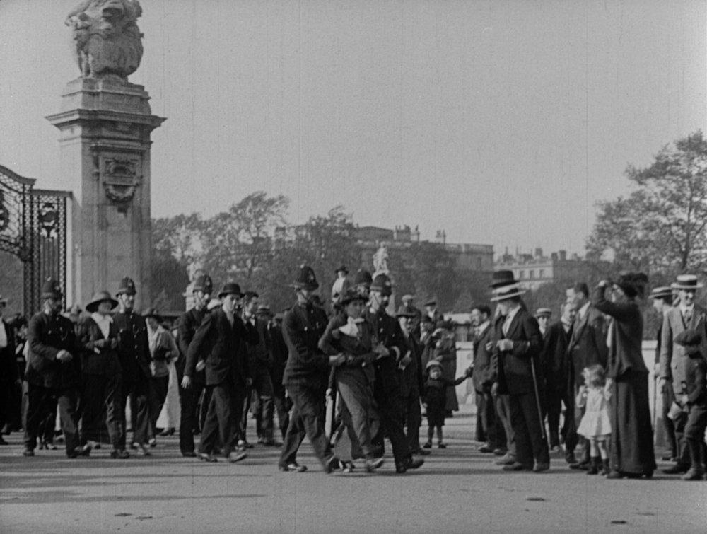 Make More Noise! Suffragettes in Silent Cinema (1899-2017)