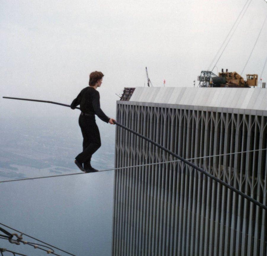 Man on Wire (2007)