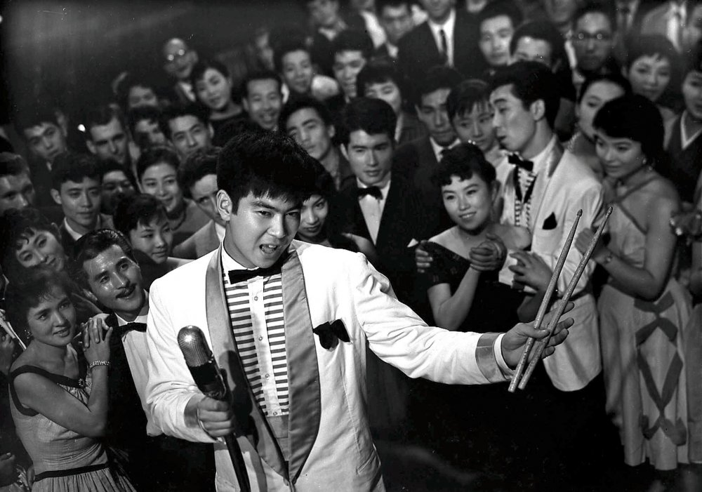 The Man Who Raised a Storm (Arashi o yobu otoko, 1957)
