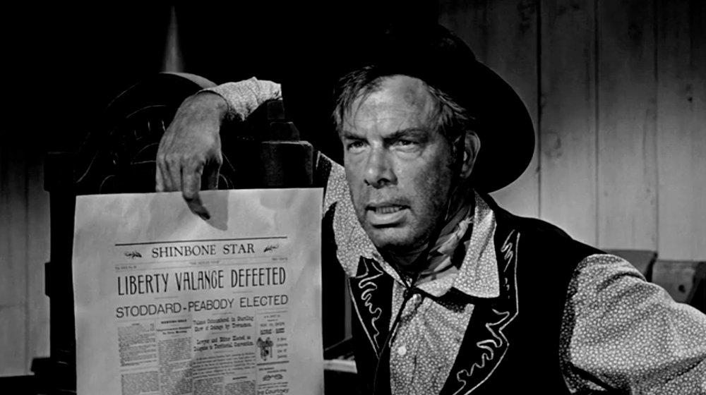 The Man Who Shot Liberty Valance (1962)