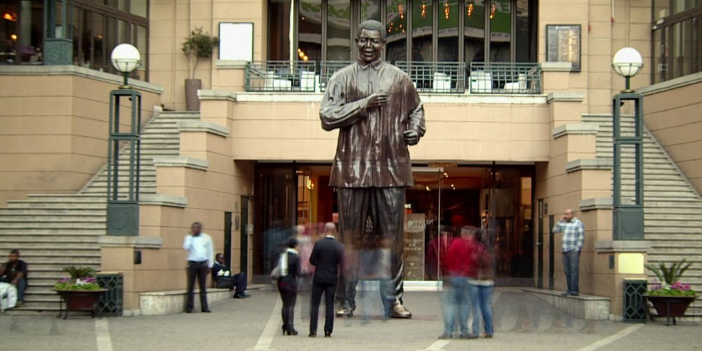 Mandela: The Myth and Me (2014)