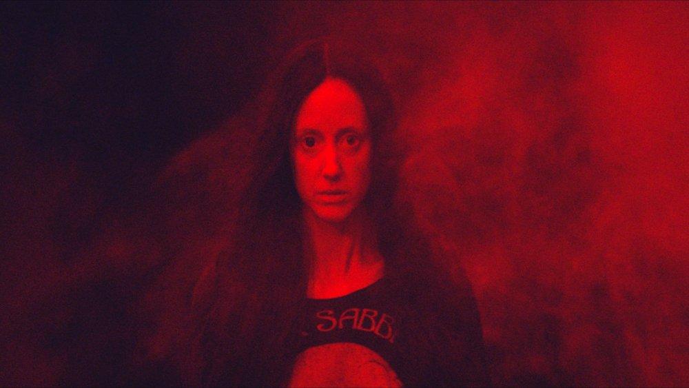 Andrea Riseborough as Mandy Bloom
