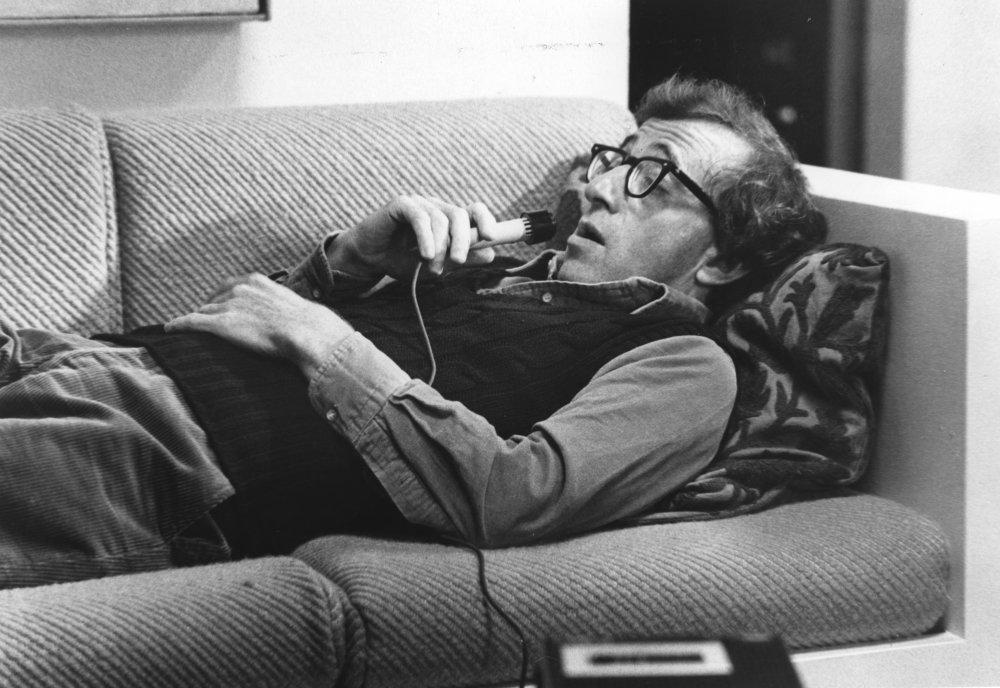 Woody Allen in Manhattan (1979)