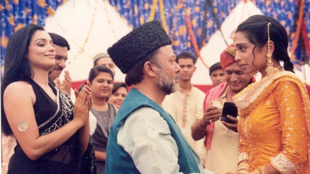 Maqbool (2003), a version of Macbeth set in the Mumbai underworld