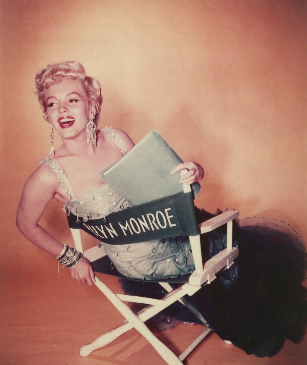Promotional still of Marilyn Monroe attributed to Frank Powolny
