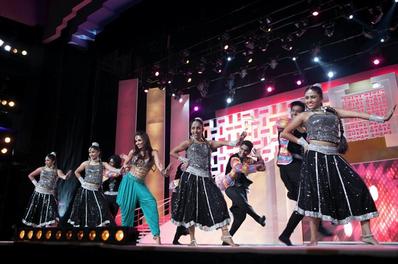 A Bollywood musical tribute at the Marrakech Film Festival