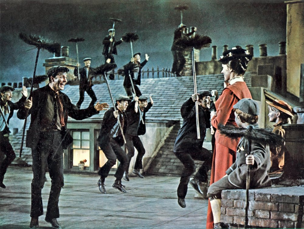 Find The Fun Editing Documentaries The Mary Poppins Way Bfi