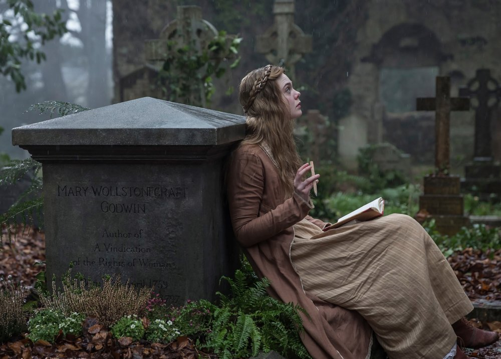 Mary Shelley (2017)