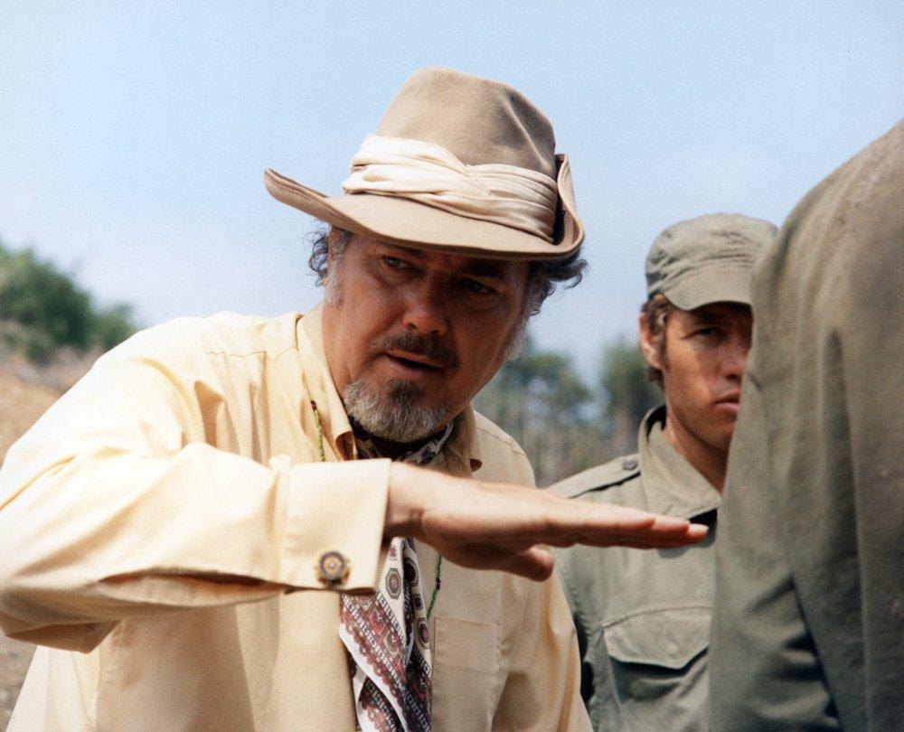 Director Robert Altman: biography. Top Movies