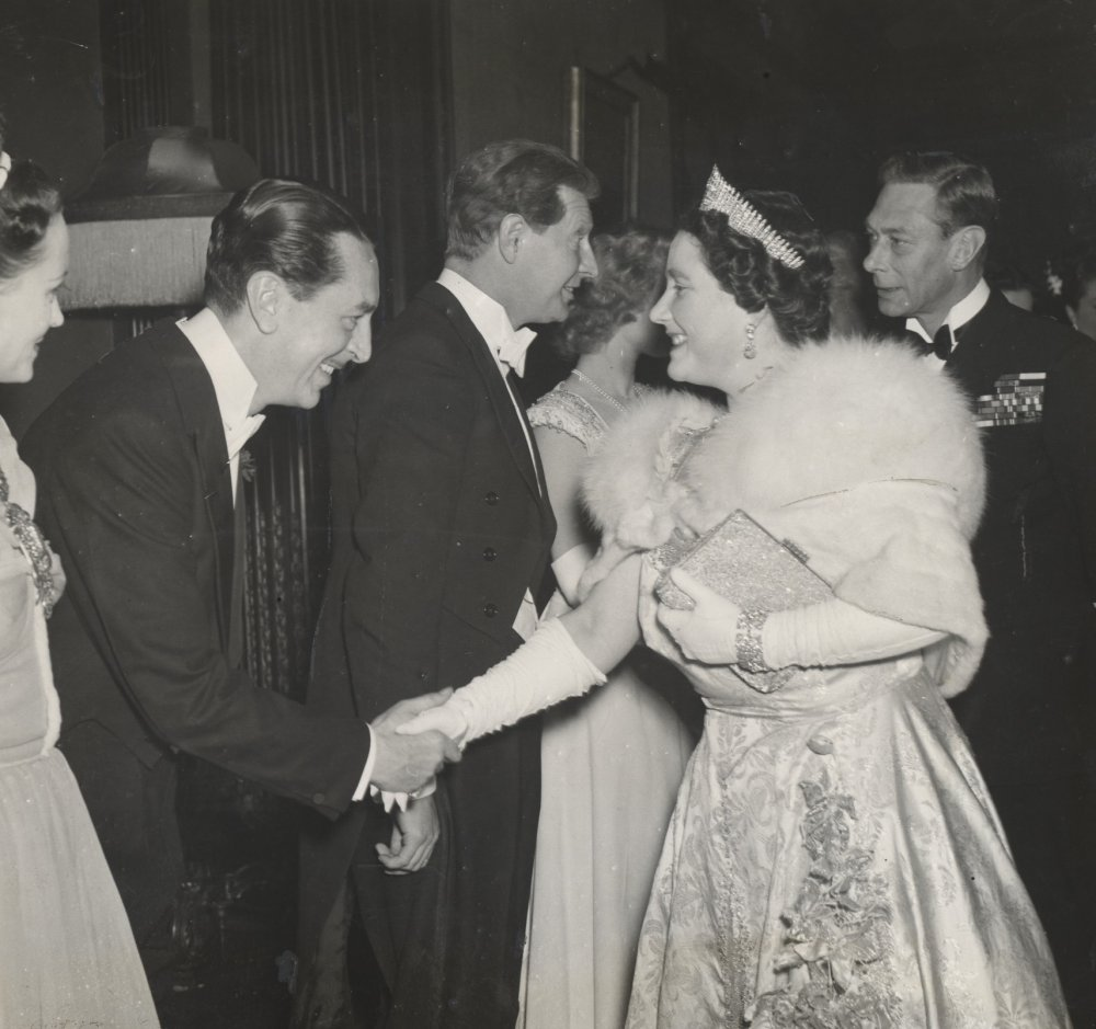 Matter of Life and Death (1946) UK premiere