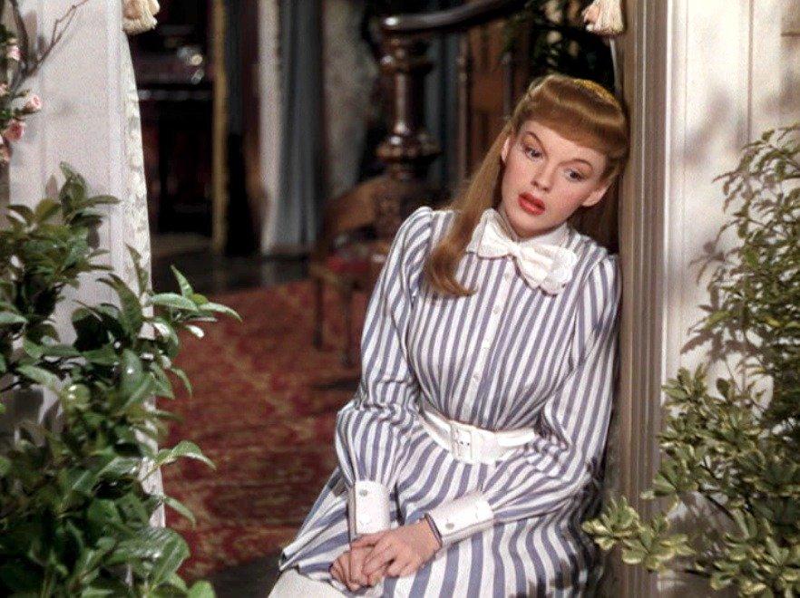 Judy Garland in Meet Me in St. Louis