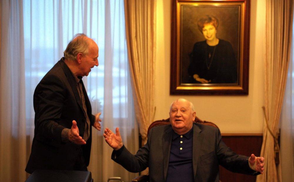 Meeting Gorbachev (2018)