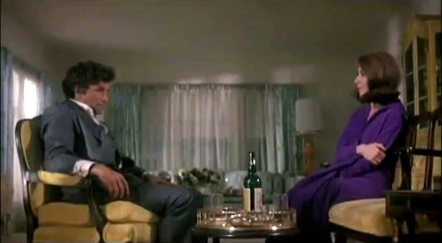 Peter Falk versus Rose Arrick in Mikey and Nicky