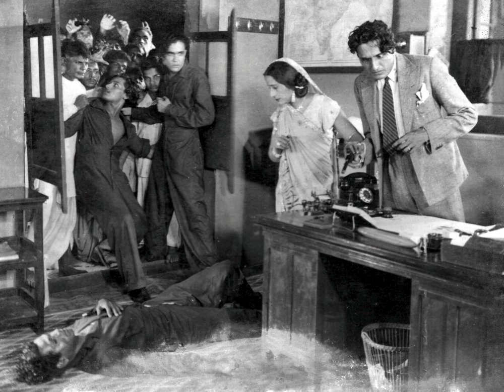 The Mill (Mill Mazdoor, 1934)