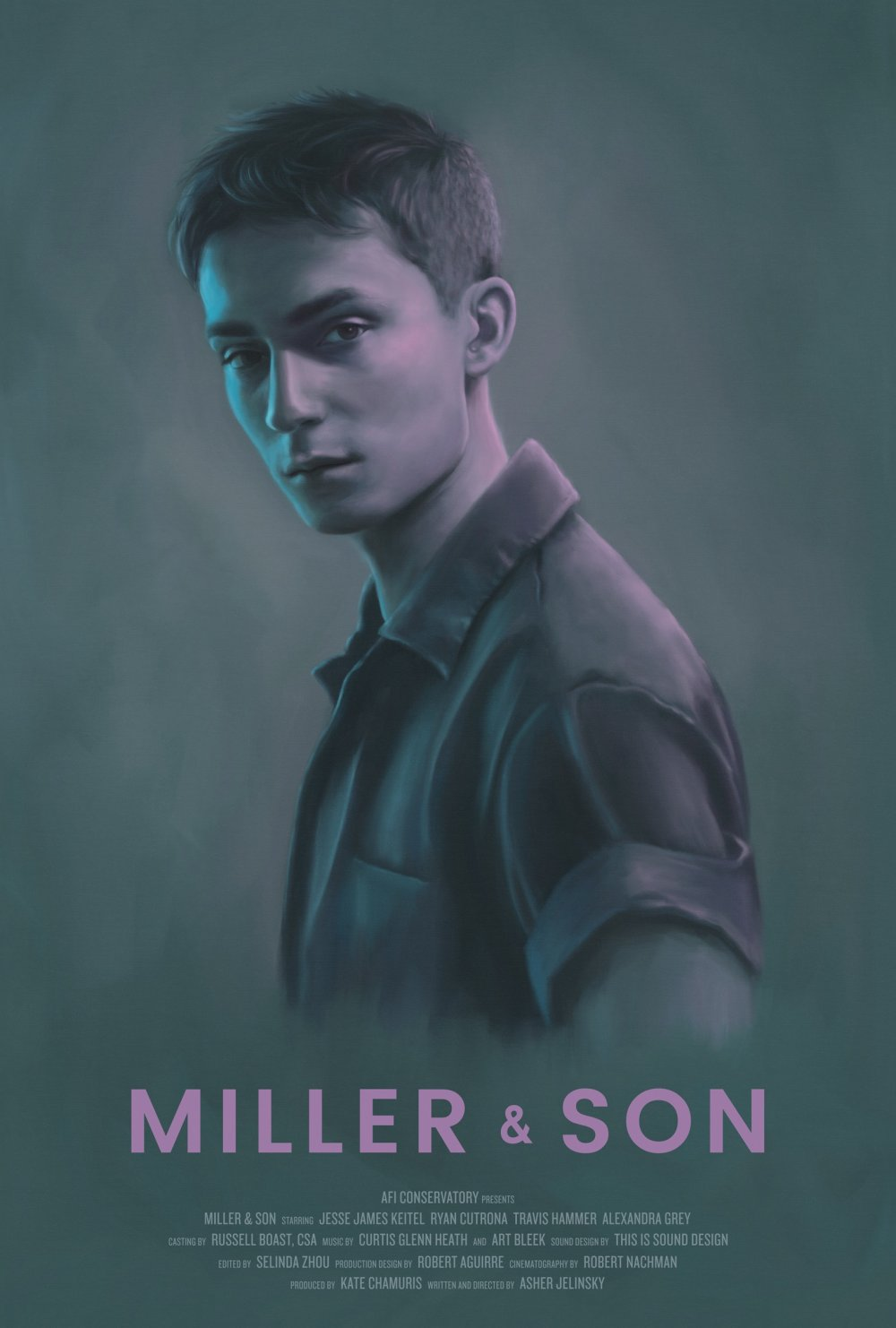 """<strong>Miller <span class=""""amp"""">&</span> Son</strong>  A mechanic is doing a good job of living two lives until an unexpected out-of-hours encounter, in this powerful study of identity"""