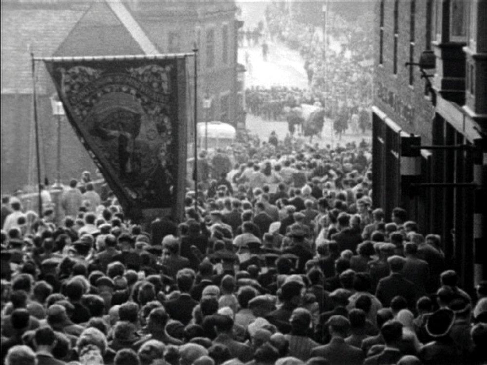 Miners' Gala Day, Durham, 1963