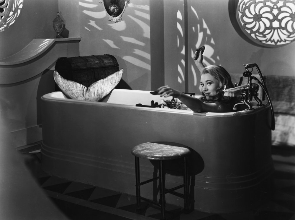 Miranda (1948). Glynis Johns' flirtatious mermaid tries to lure Griffith Jones away from wife Googie Withers in this charming fantasy comedy