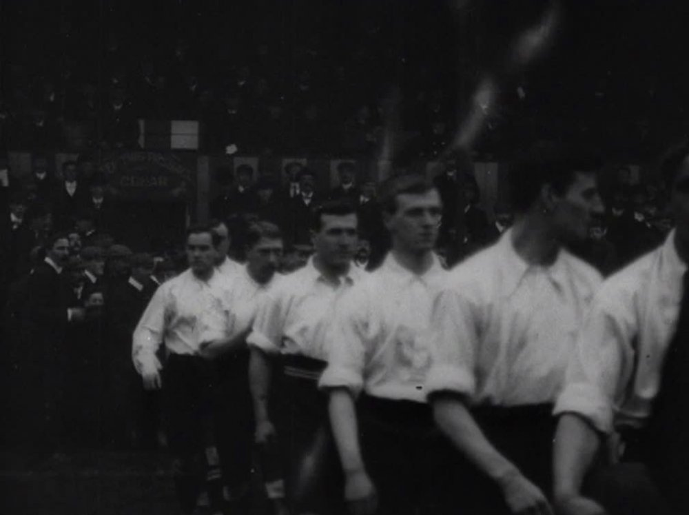 Mitchell and Kenyon: England v Ireland (1905)