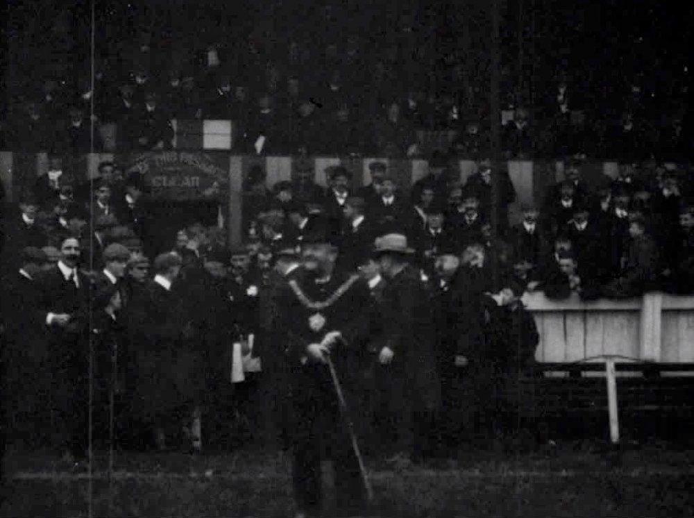 Mitchell and Kenyon: England v Ireland (1905)