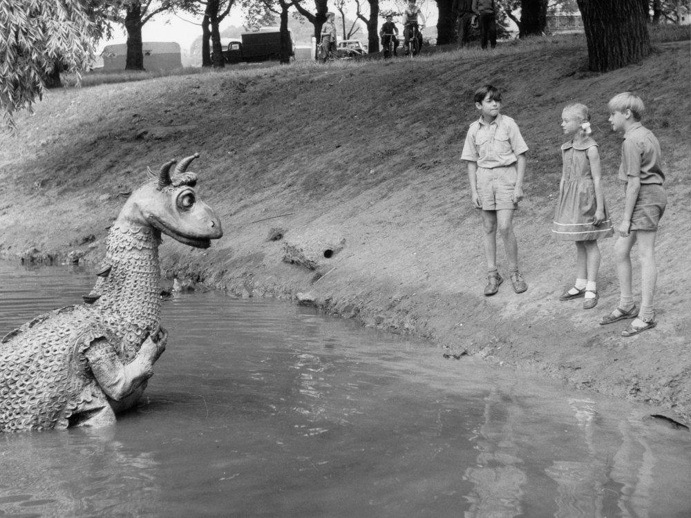 The Monster of Highgate Ponds (1961)