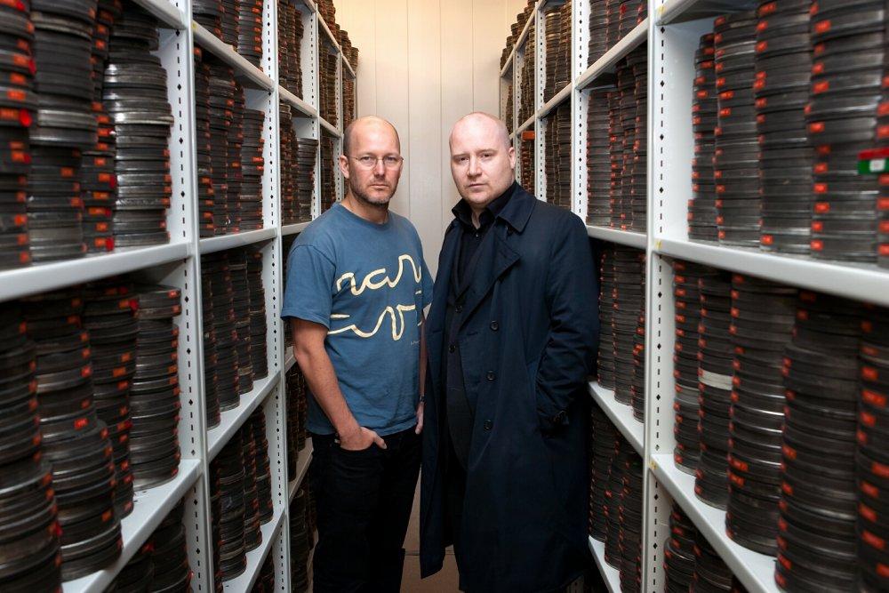 Bill Morrison and Jóhann Jóhannsson