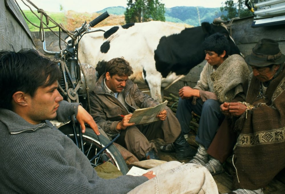 The Motorcycle Diaries (2004)