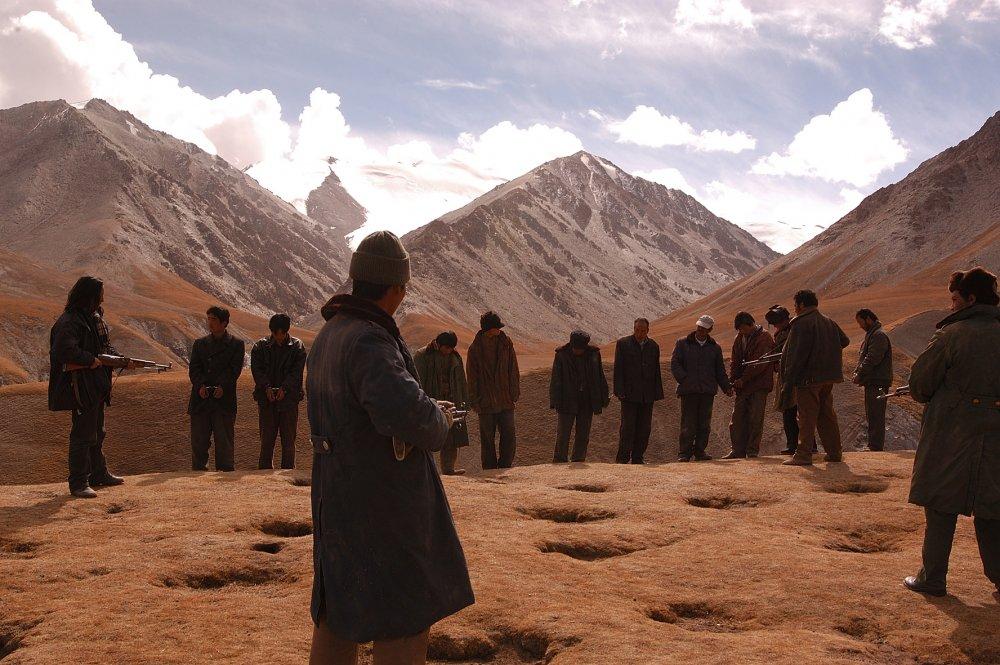 Kekexili: Mountain Patrol (2004)