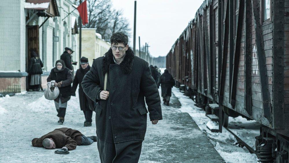 James Norton as Gareth Jones in Mr. Jones