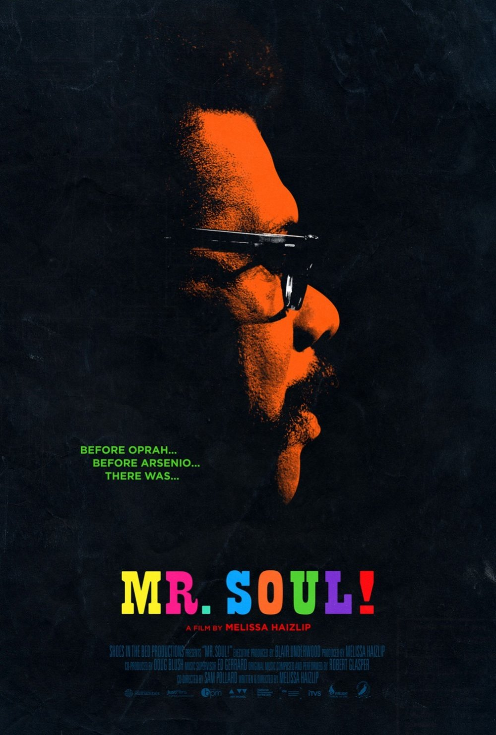 <strong>Mr. Soul!</strong> – This is a heartfelt and politically engaged profile of Ellis Haizlip, the openly gay host of the groundbreaking PBS all-black variety show SOUL!