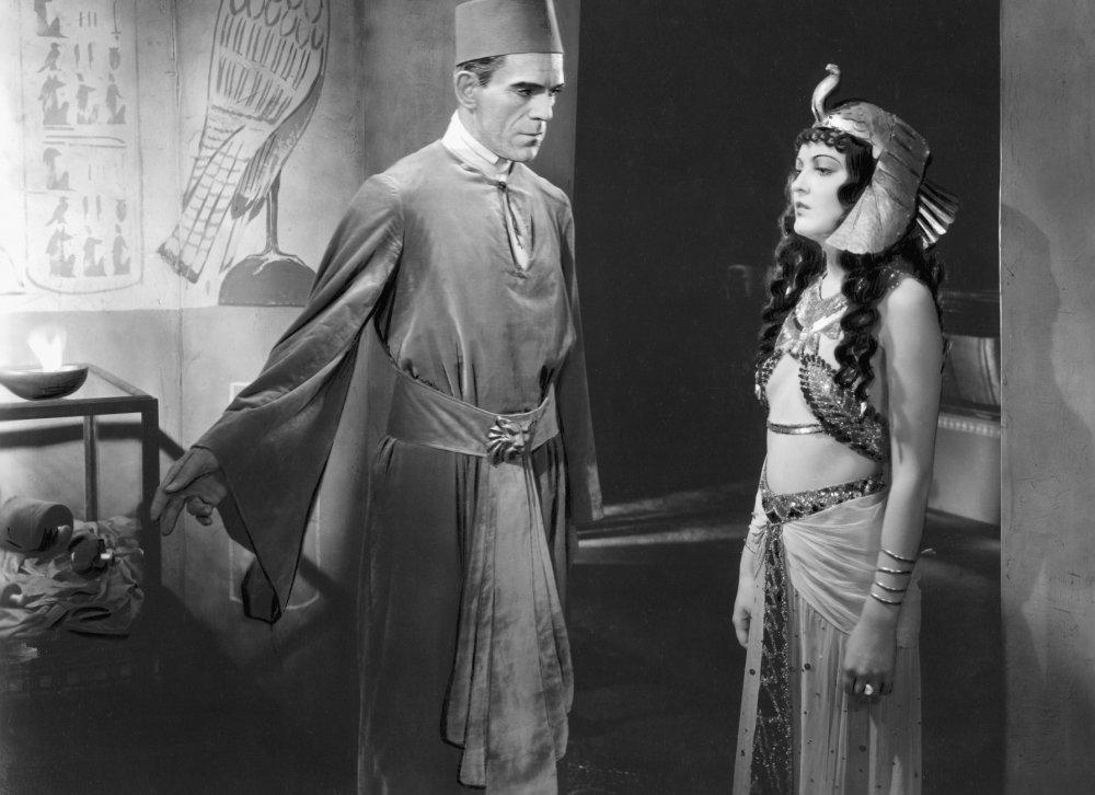 The Mummy (1933)