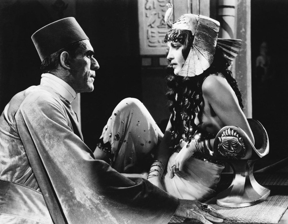 The Mummy (1933)