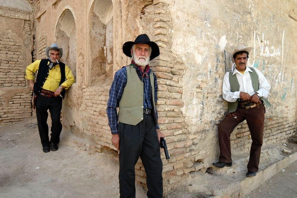 My Name is Negahdar Jamali and I Make Westerns (2012)