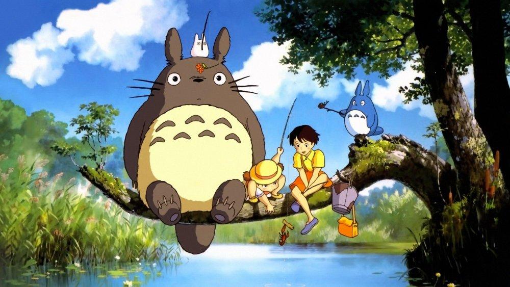 My Neighbour Totoro (1988)