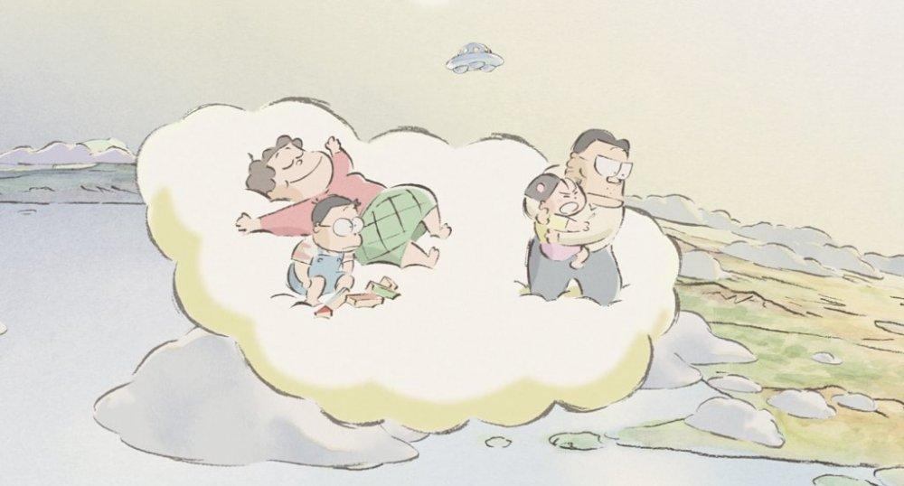 My Neighbours the Yamadas (Hōhokekyo Tonari no Yamada-kun, 1999)