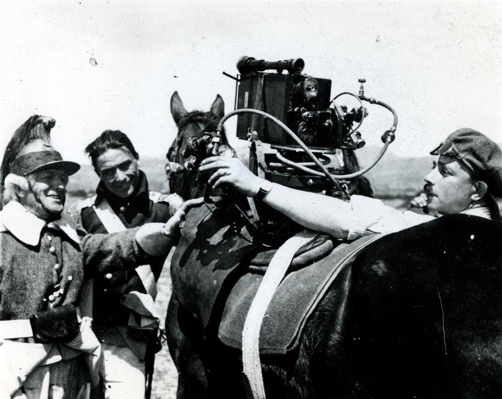 Filming Napoleon (1927)