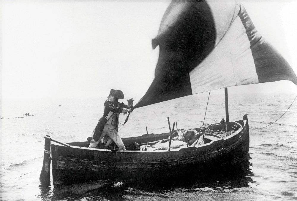 Napoleon (1927): Albert Dieudonné as Napoleon Bonaparte.