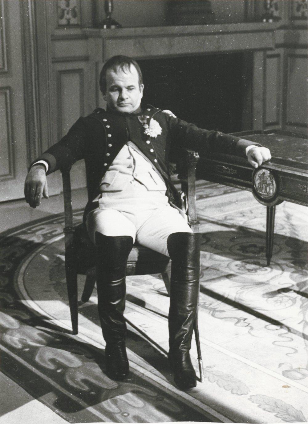 As Napoleon in Napoleon and Love (1974)