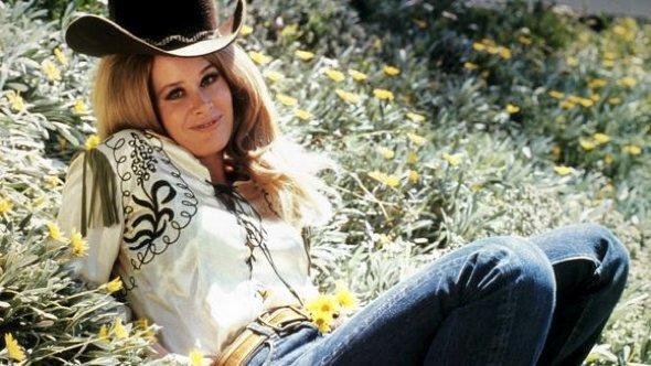 Karen Black filming Nashville (1975)